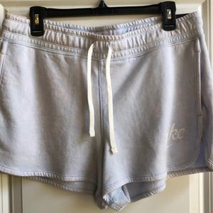 Women's Nike Terry Shorts